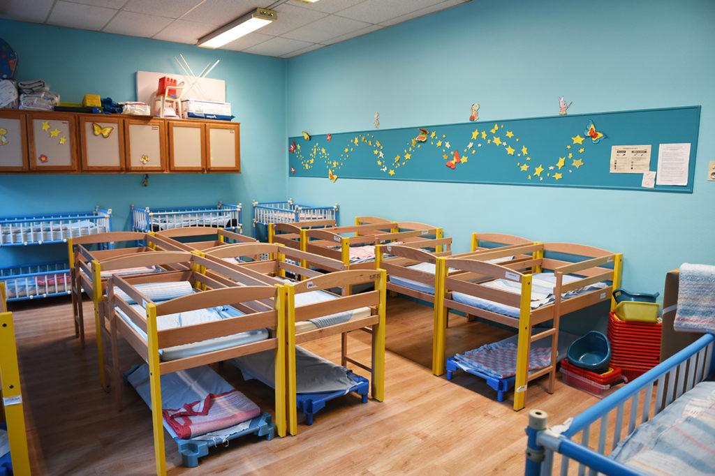 Biancheria per asilo nido, scuola materna, scuole elementari