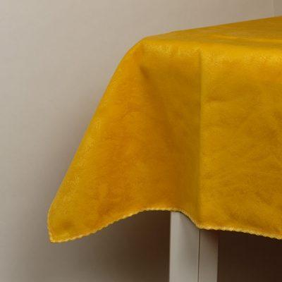 Tovaglia antimacchia Oriente - giallo